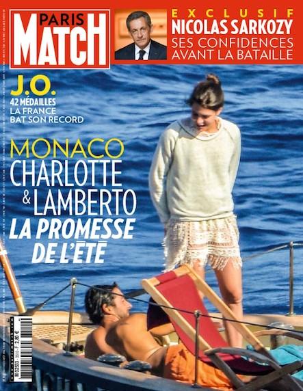 Paris Match N°3510 Août 2016