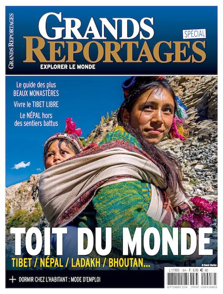 Grands Reportages - Septembre 2016