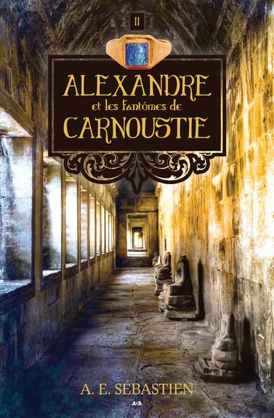 Alexandre : Alexandre et les fantômes de Carnoustie