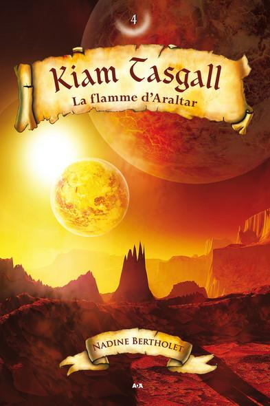 Kiam Tasgall : La flamme d'Araltar