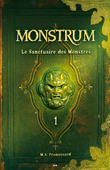 Monstrum : Le sanctuaire des monstres