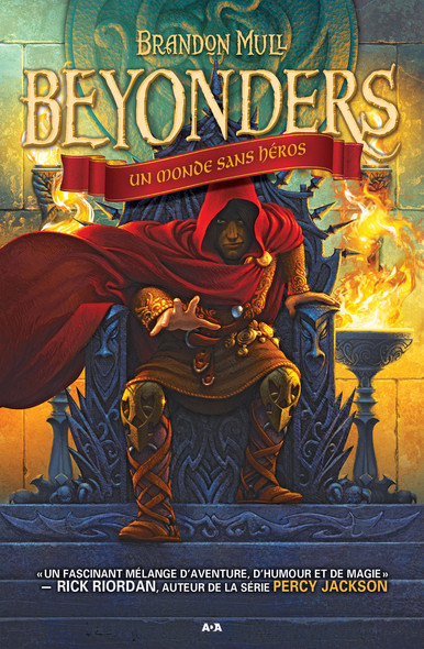 Beyonders - Un monde sans héros