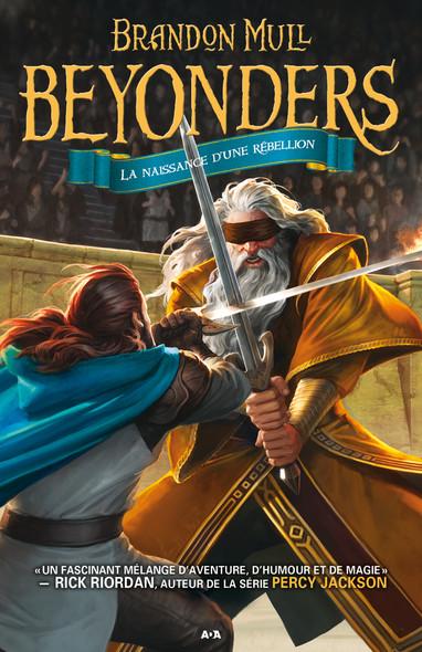 Beyonders - La naissance d'une rébellion