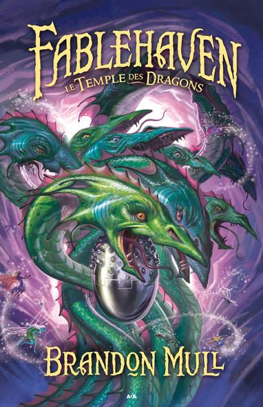 Fablehaven - Les secrets du sanctuaire du dragon