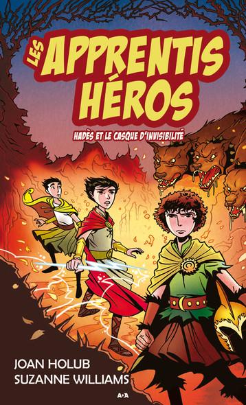 Les apprentis héros : Hadès et le Casque d'invisibilité