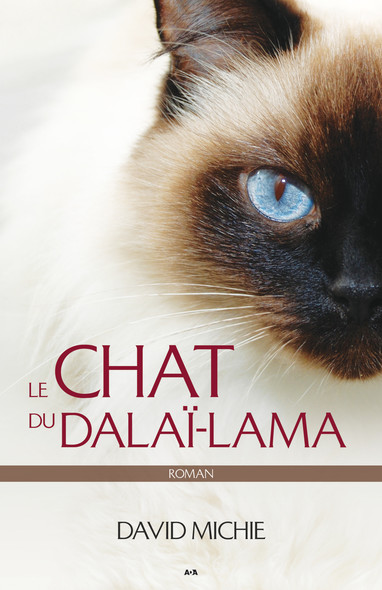 Le chat du dalaï-lama : Roman