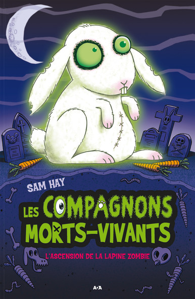 Les compagnons morts-vivants : L'ascension de la lapine zombie