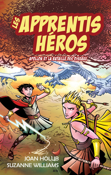 Les apprentis héros : Apollon et la bataille des oiseaux