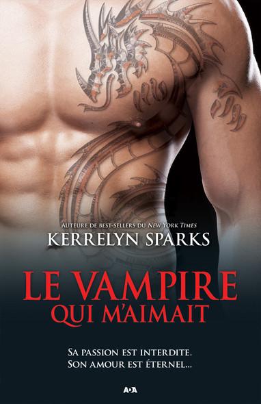 Le vampire qui m'aimait