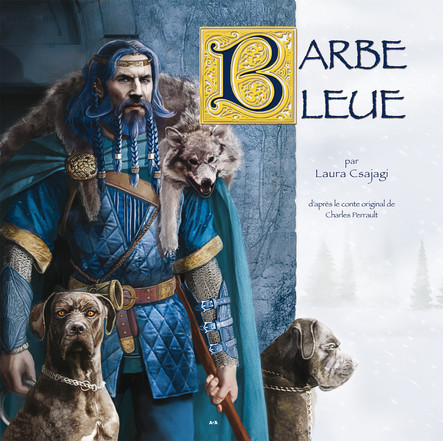 Barbe bleue : d'après le conte original de Charles Perrault