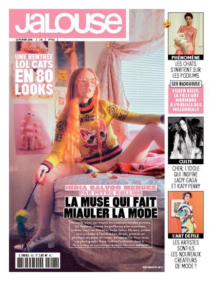 Jalouse N°193 - Septembre 2016