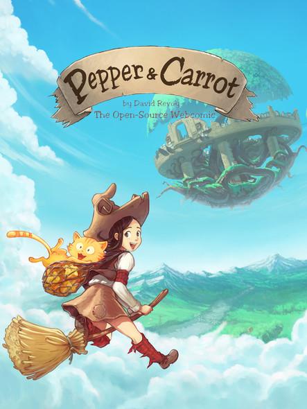 Pepper & Carrot - Episode 1 à 10