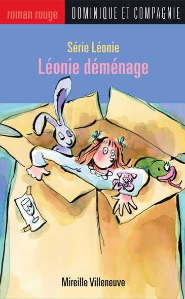 Léonie déménage