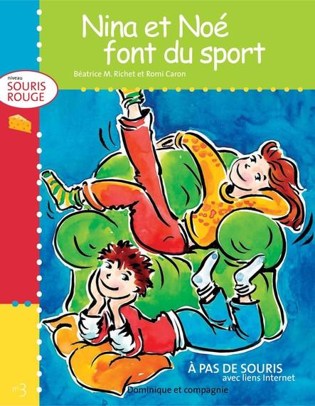 Nina et Noé font du sport