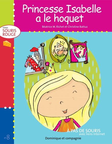 Princesse Isabelle a le hoquet