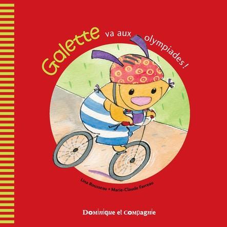 Galette va aux olympiades!