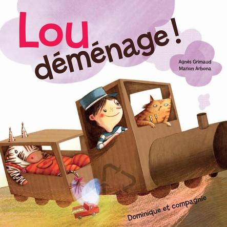 Lou déménage !