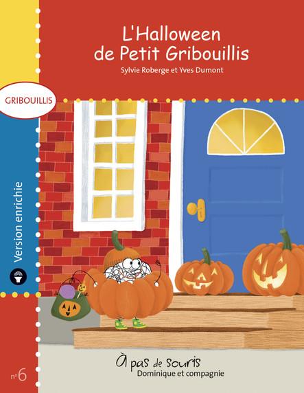 L'Halloween de Petit Gribouillis - version enrichie
