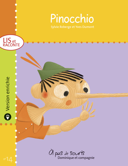Pinocchio - version enrichie
