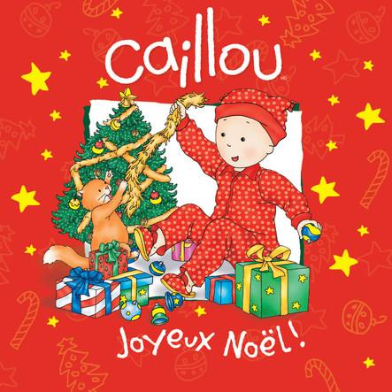 Caillou Joyeux Noël