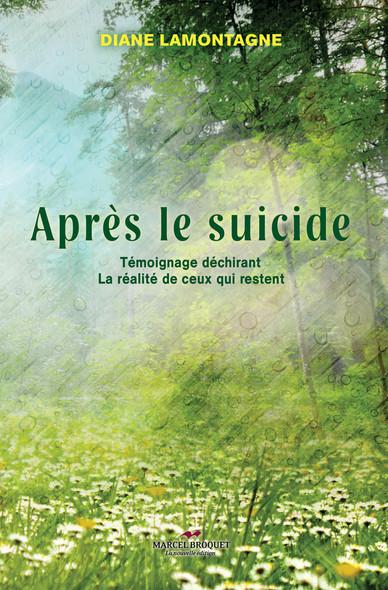 Après le suicide : Témoignage déchirant …  la réalité de ceux qui restent.