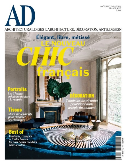Architectural Digest - Aout/Septembre 2016