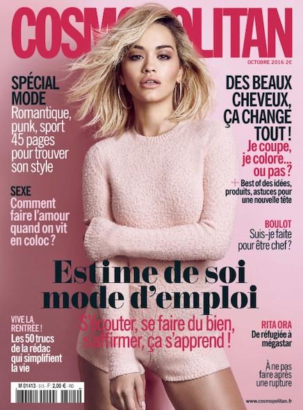 Cosmopolitain - Octobre 2016