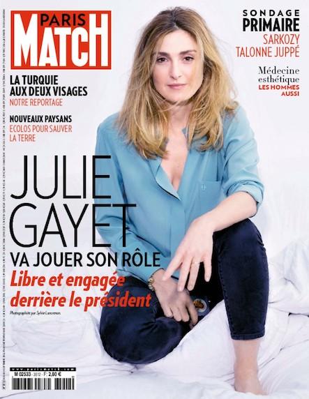 Paris Match N°3512 Septembre 2016