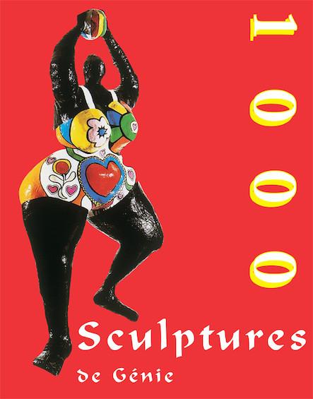 1000 Sculptures de Génie - Français