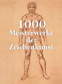 1000 Meisterwerke der Zeichenkunst - Deutsch | Charles, Victoria