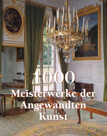 1000 Meisterwerke der Angewandten Kunst - Deutsch