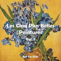 Les Cinq Plus Belle Peintures vol 1 - Français | H. Carl, Klaus