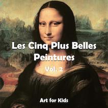 Les Cinq Plus Belle Peintures vol 2 - Français   H. Carl, Klaus