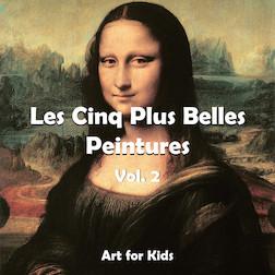 Les Cinq Plus Belle Peintures vol 2 - Français | Klaus H. Carl