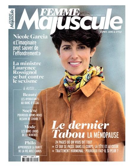 Femme Majuscule N°34 - Septembre / Octobre 2016