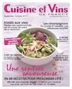 Cuisine et Vins - Septembre/Octobre 2016