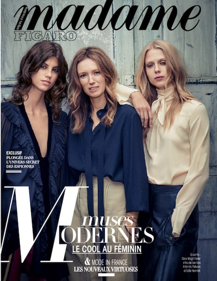 Madame Figaro - Septembre 2016 N°3