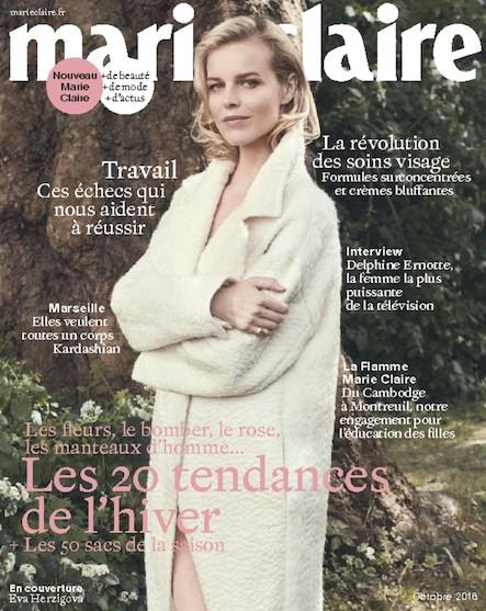 Marie Claire - Octobre 2016