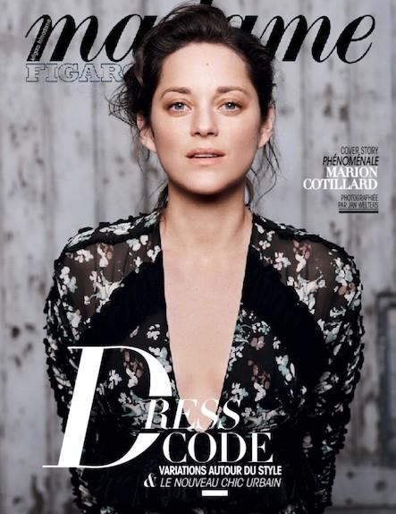 Madame Figaro - Octobre 2016 N°1