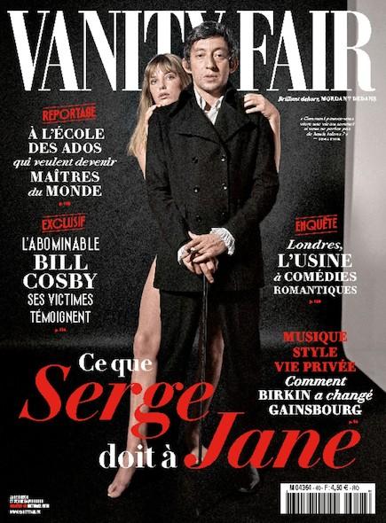 Vanity Fair - Octobre 2016