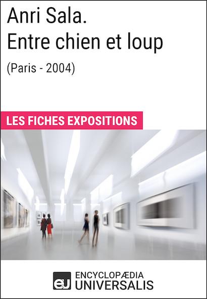 Anri Sala. Entre chien et loup (Paris - 2004)