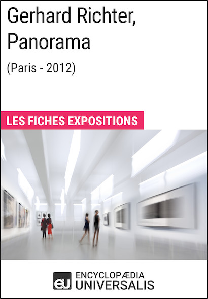 Gerhard Richter, Panorama (Paris - 2012)