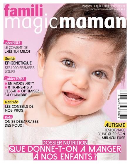 Magic Maman - Octobre/Novembre 2016