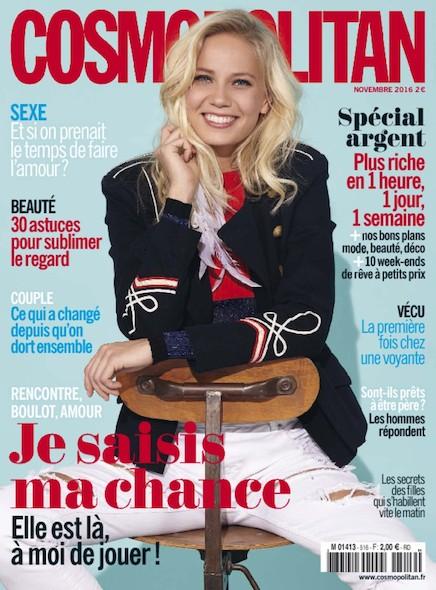 Cosmopolitain - Novembre 2016