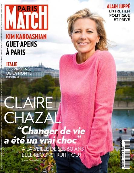 Paris Match N°3516 Octobre 2016