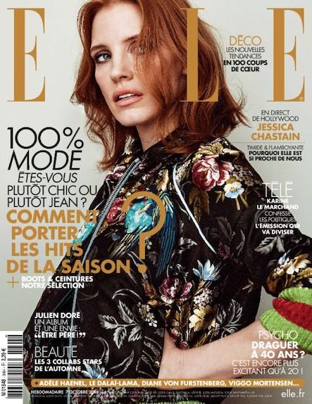 Elle - Octobre 2016 N°1