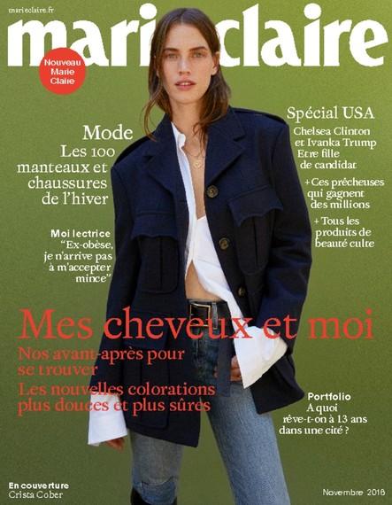 Marie Claire - Novembre 2016
