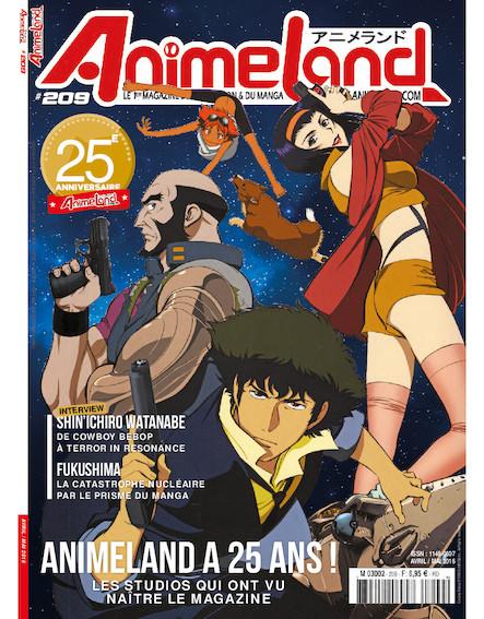 Animeland - N°209