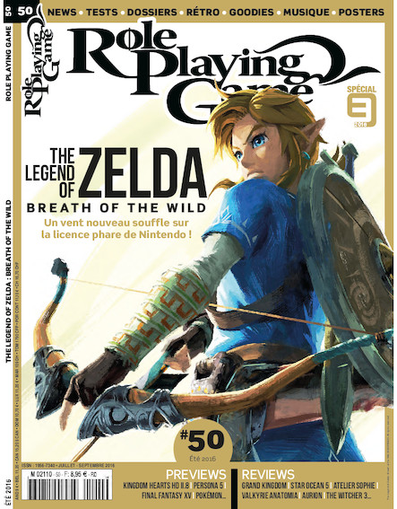Role Playing Game - N°50