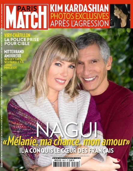 Paris Match N°3517 Octobre 2016